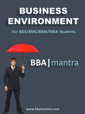 Business Environment Notes