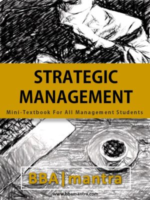 Strategic Management Notes