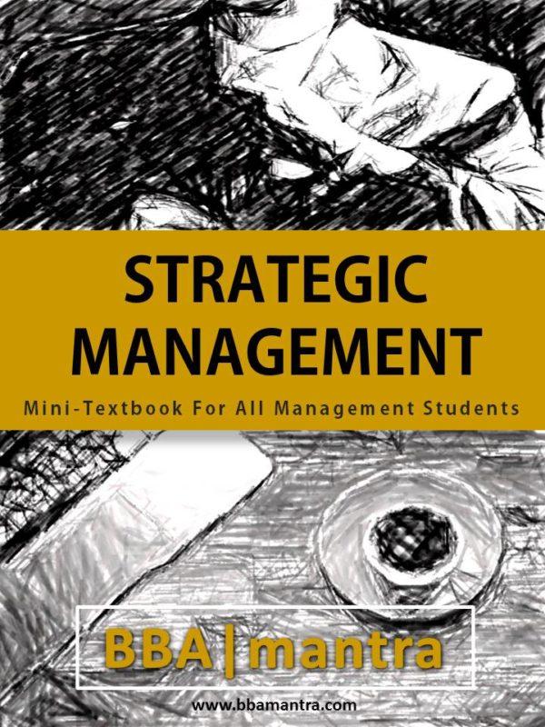 Strategic Management Notes
